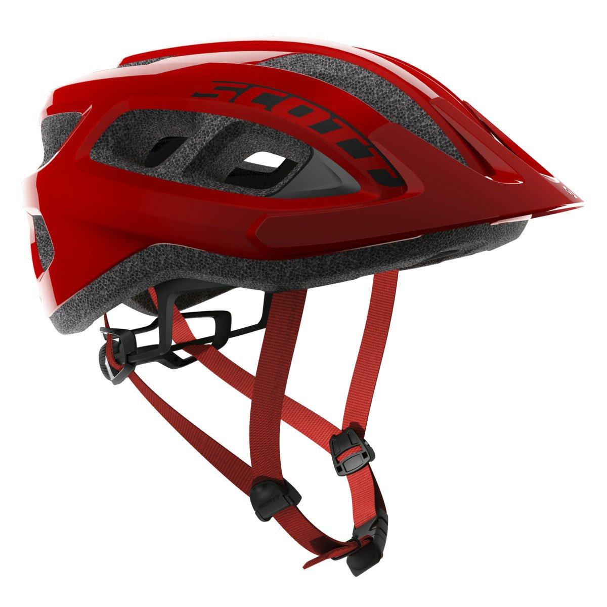 Scott Supra Bike Helmet – Red