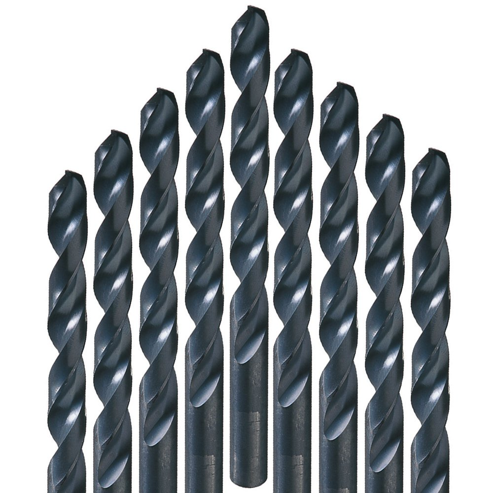 Champion Cutting Tool US5-29/64 General Purpose Jobber Drill Bits- Made in USA (6 per pack)