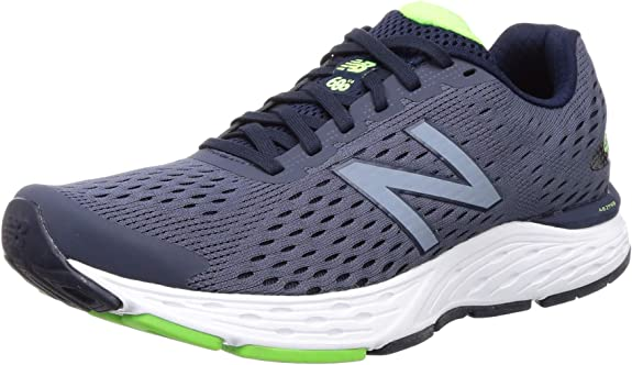 3. New Balance Men's 680 V6 Running Shoe