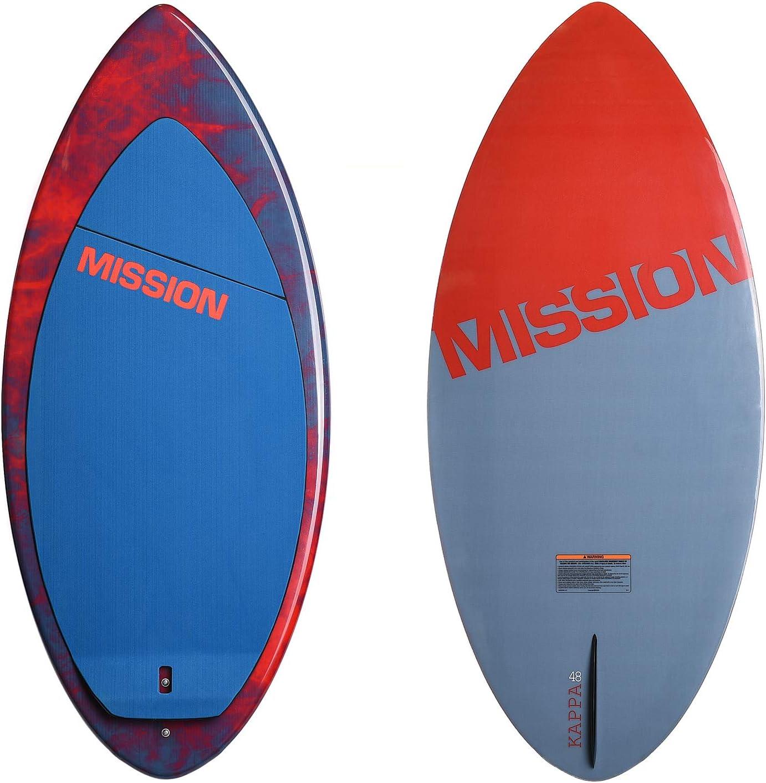 MISSION Kappa Skim Style Wakesurf Board
