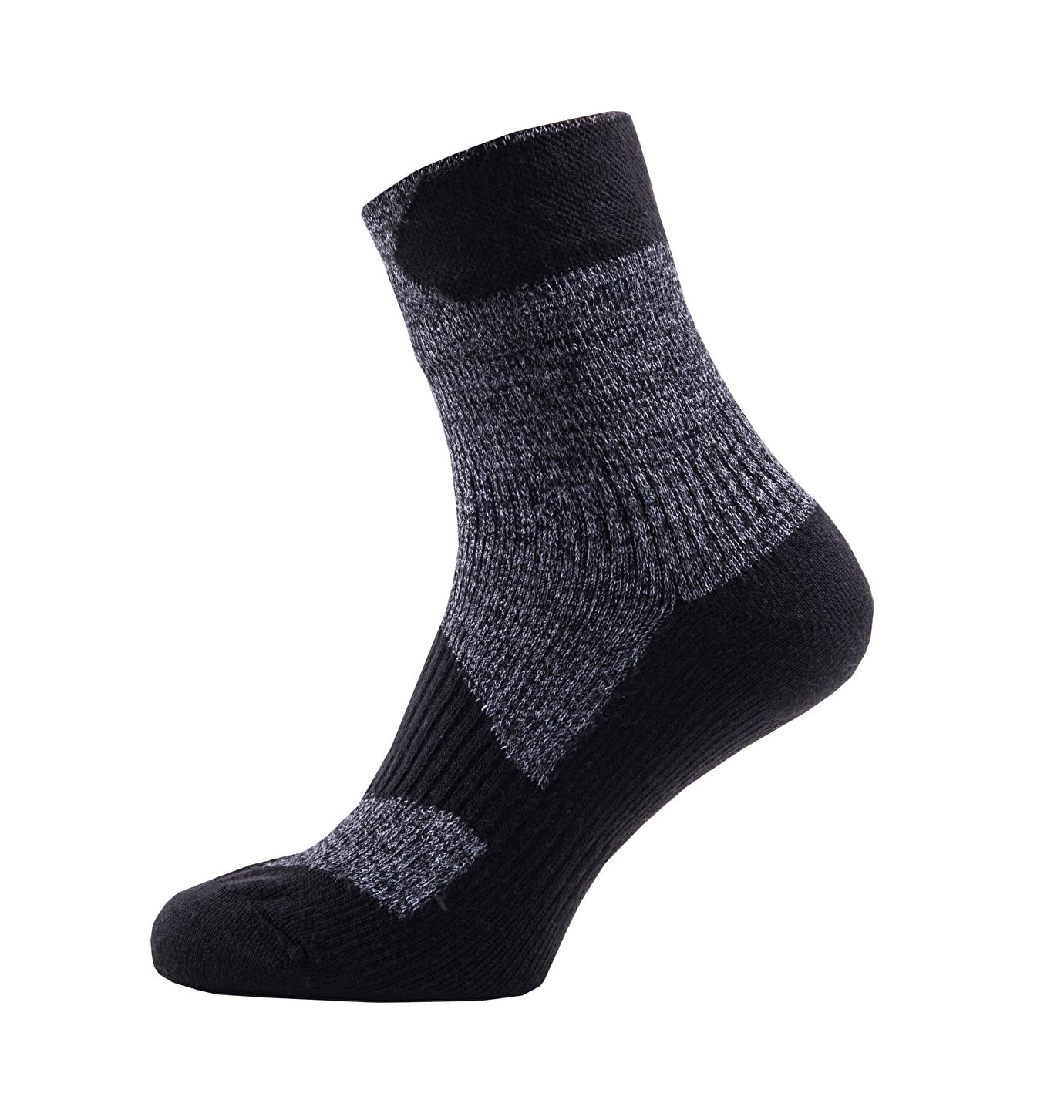 SealSkinz 100% Waterproof Sock - Windproof & Breathable - Ankle length sock, suitable for walking, camping, hiking in All Weather conditions Seal Skinz