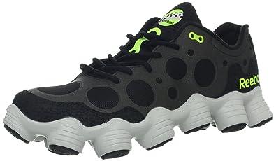850d9431766 Reebok ATV 19 Plus Mens Black Running Shoes Size UK 7  Amazon.co.uk ...