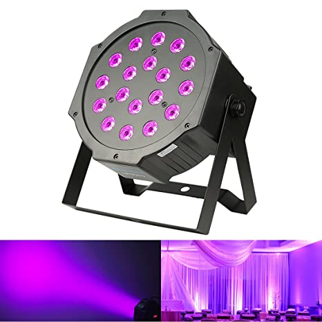 uv par light23w violet wall washer light for disco dj pub party wedding christmas
