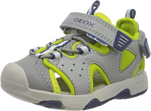 vóleibol Si Fantasía  Amazon.com | Geox Boys Toddler Multy 9 Sandals | Sandals