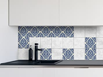 Küche Fliesen Aufkleber Wandgemälde Vinyl Film Für Badezimmer Wand Fliesen  Ideen Verschiedene Größen   16pcs