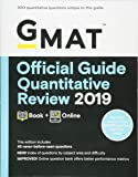 GMAT Official Guide Quantitative Review 2019: Includes Online Content