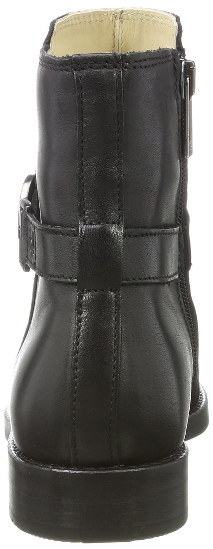 Marc O'Polo Damen Flat Heel (schwarz) Bootie 70814226001311 Schlupfstiefel Schwarz (schwarz) Heel cd0fb1