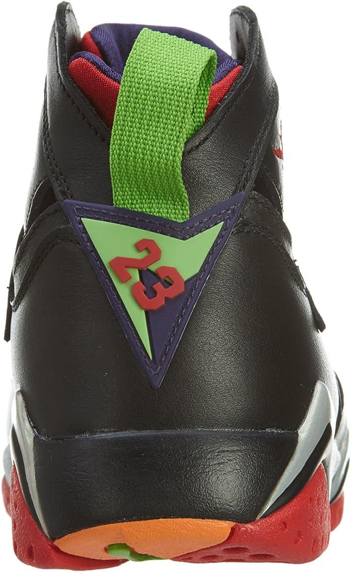 Nike Air Jordan Retro 7 Bordeaux 304775 034 (45 11 us 10 uk)