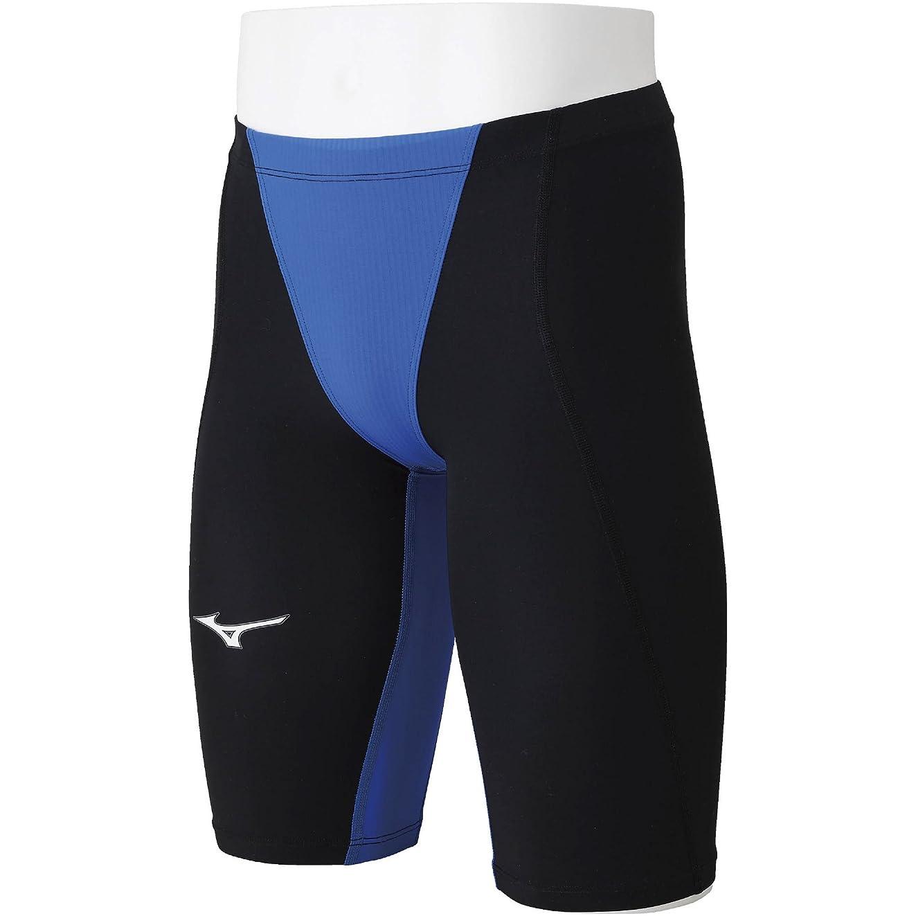 びっくりした見せます福祉Speedo(スピード) メンズ トレーニング用 競泳水着 ハーフスパッツ スパッツ SD86S01