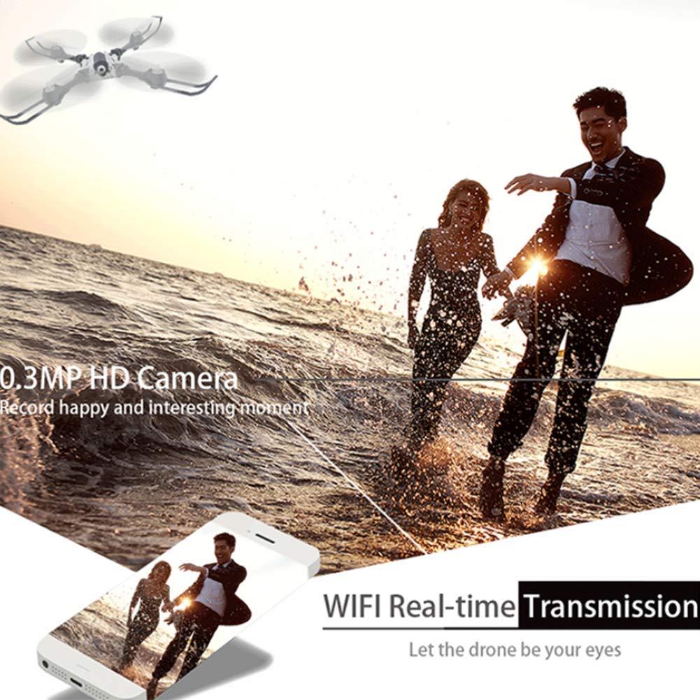 DHHZRKJ Diseño de Drones con cámara HD para el Brazo Fijo y la ...