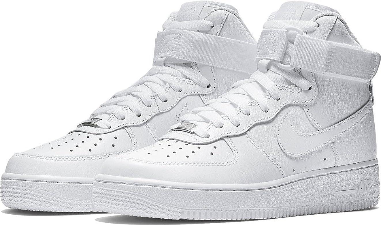Nike Air Force 1 High Womens Basketball Shoes 334031 105_10