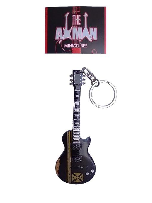 Guitarra Llaveros: James Hetfield les paul: Amazon.es ...