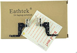 """Eathtek Replacement LCD Hinge Hinges set L+R for Dell Latitude E5420 14.0"""" series, Compatible with part numbers 8VNG2 97J25 (Note: Because of the inventory reason, may be have some scratch. But the hinge is brand Replacement, never used!! If you mind this, please consider other choice.)"""