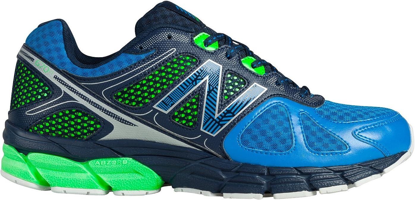 NEW BALANCE M670 RUNNING FITNESS - Zapatillas de deporte para hombre, color azul, talla 40,5: Amazon.es: Zapatos y complementos
