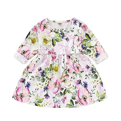 Kobay - Falda - Plisado - Rayas - para bebé niña Multicolor 6-12 ...