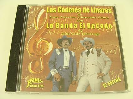 Los Cadetes de Linares, La Banda El Recodo, Lupe Tijerina, Rosendo Cantu, Don Cruz Lizarraga - 12 Exitos - Amazon.com Music