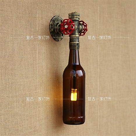 LIYAN lámpara de pared Aplique de pared Base E26/27 Ventiladores Industriales Loft nostálgica personalidad