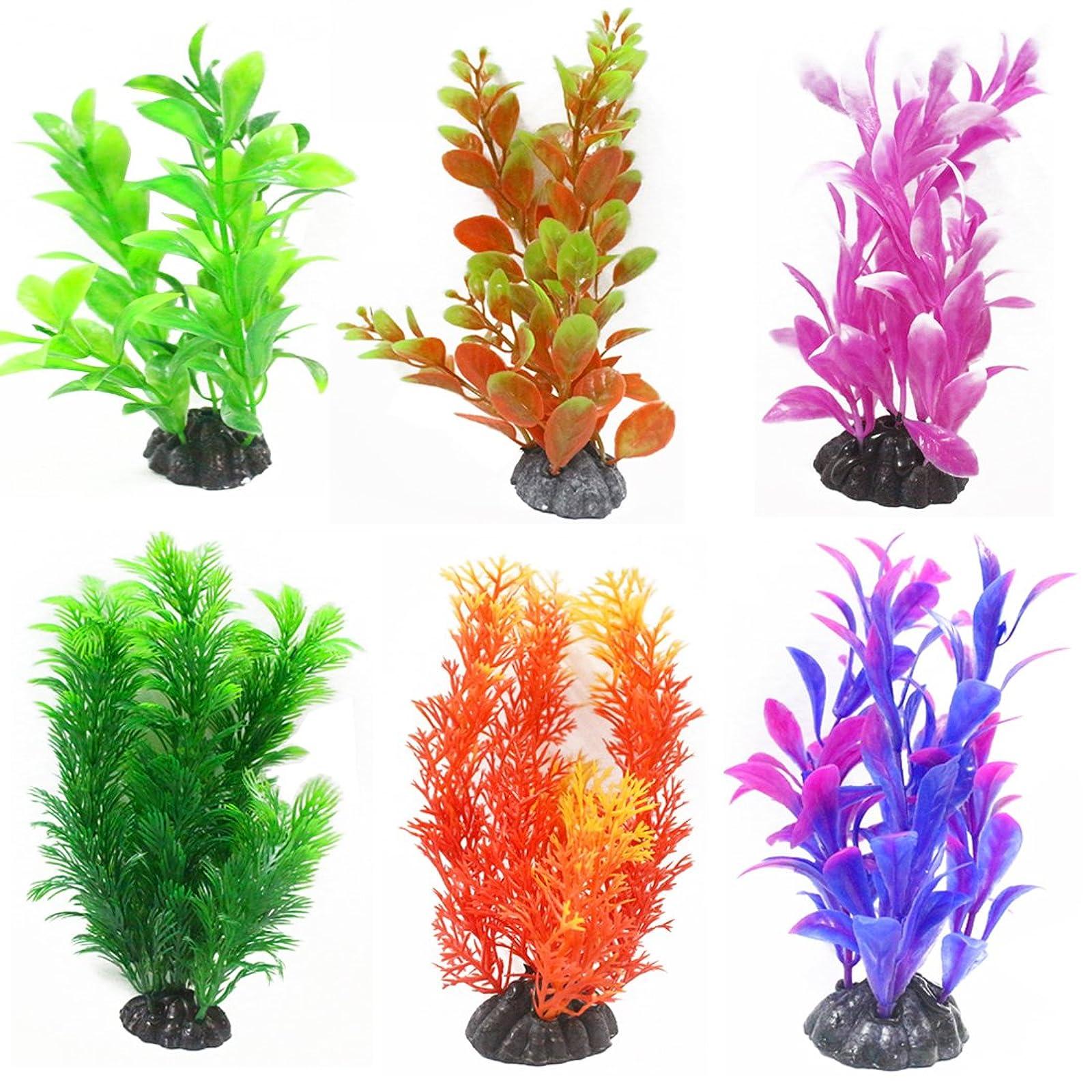 YOY Aquarium Decor Fish Tank Decoration Ornament - 8