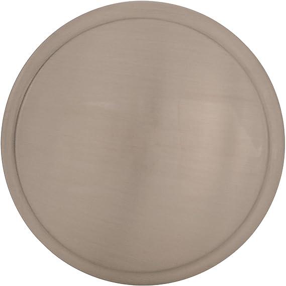 Amerock BP53012G10 Allison Value Hardware Mushroom Knob Satin Nickel 1-1//4 Inch