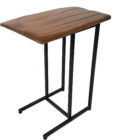 Tavolino In Ardesia E Rosa In Legno Altezza 60 Cm X Larghezza 50 Cm X Profondita 33 Cm Amazon It Casa E Cucina