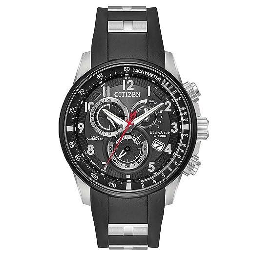 Citizen Eco-Drive at4138 - 05E - pcat edición Limitada en Chrono Reloj w/Day-Date: Amazon.es: Relojes