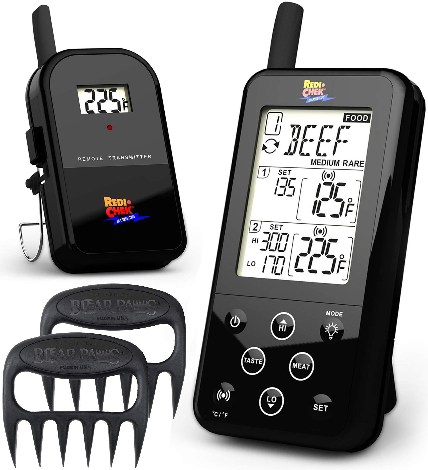 Maverick ET-733 Wireless BBQ Meat Thermometer