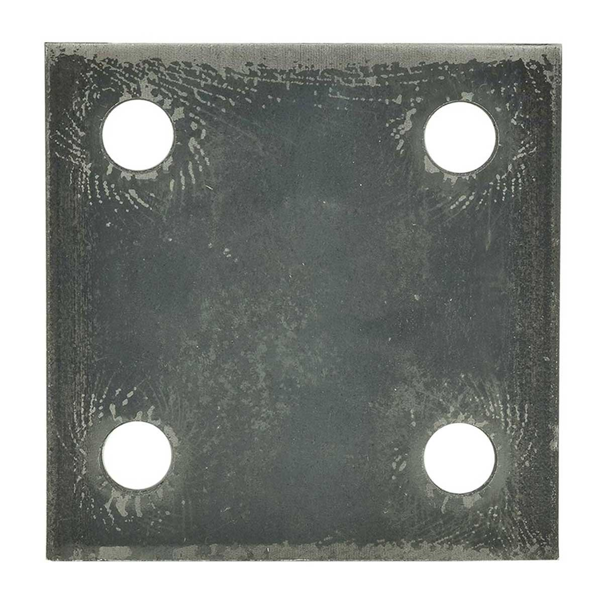 """1//4/"""" x 2-3//8/"""" x 3-5//8/"""" 1//4/"""" Steel Plate A36 Steel"""