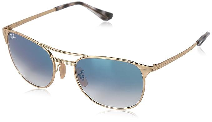 Ray-Ban RB 3429m, Gafas de Sol para Hombre, Gold, 55: Amazon ...