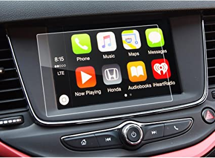 Vidrio Templado Opel Astra K//Vauxhall Astra K Pel/ícula de Pantalla de Navegaci/ón Dureza 9H GPS Screen Protector YEEPIN