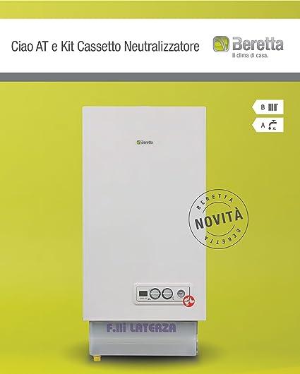 Beretta 20113788 Caldaia Condensazione Ciao At 25 Csi Erp Grigio