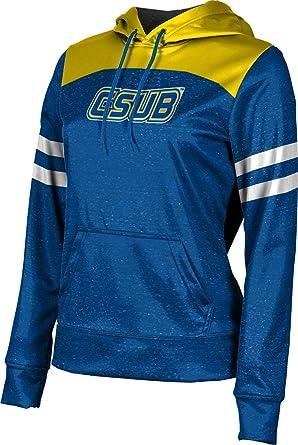 School Spirit Sweatshirt Prime Bakersfield Girls Pullover Hoodie California State University