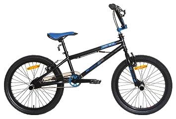 Carraro Violate Bicicletta Bmx Bimbo Neroblu S