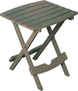 product image for Adams Manufacturing 8500-13-3900 Quik Fold Side Table, Gray