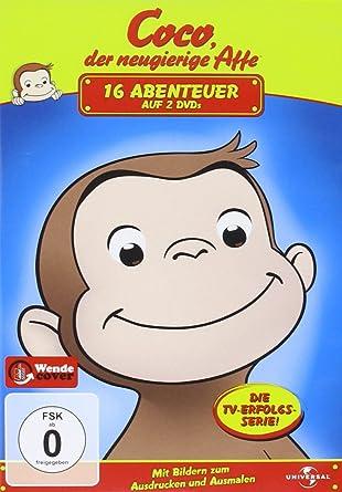 Coco Der Neugierige Affe 16 Abenteuer Auf 2 Dvds Amazon De