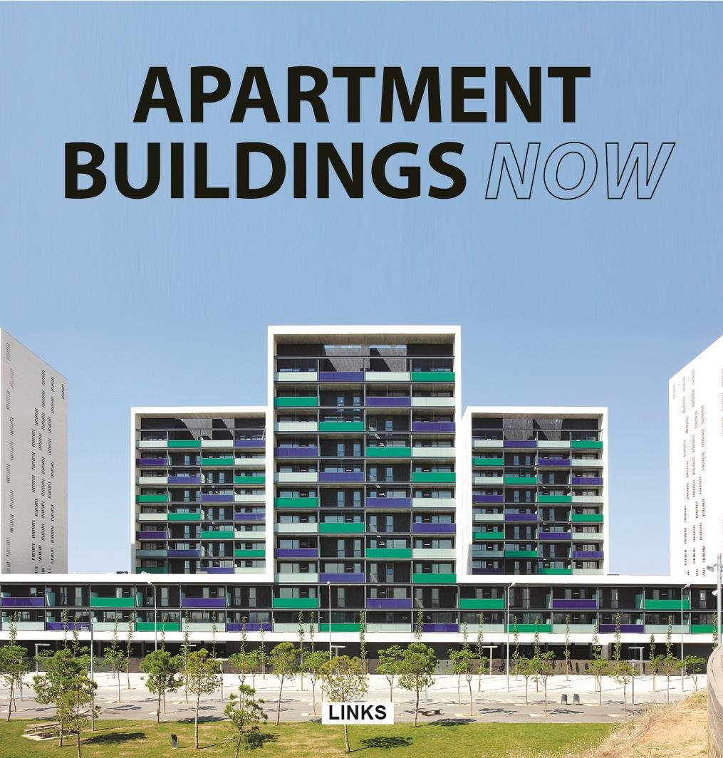 Apartment Buildings Now Carles Broto 9788416239894 Amazon Books