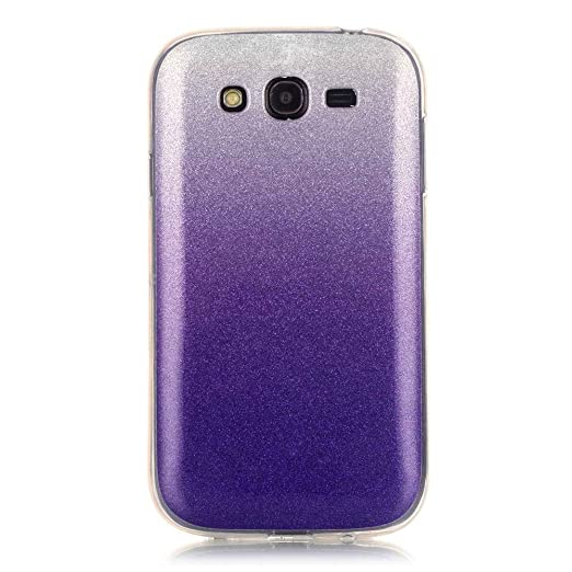 80 opinioni per HUANGTAOLI TPU Silicone Custodia Protettiva Case Cover per Samsung I9060i Galaxy