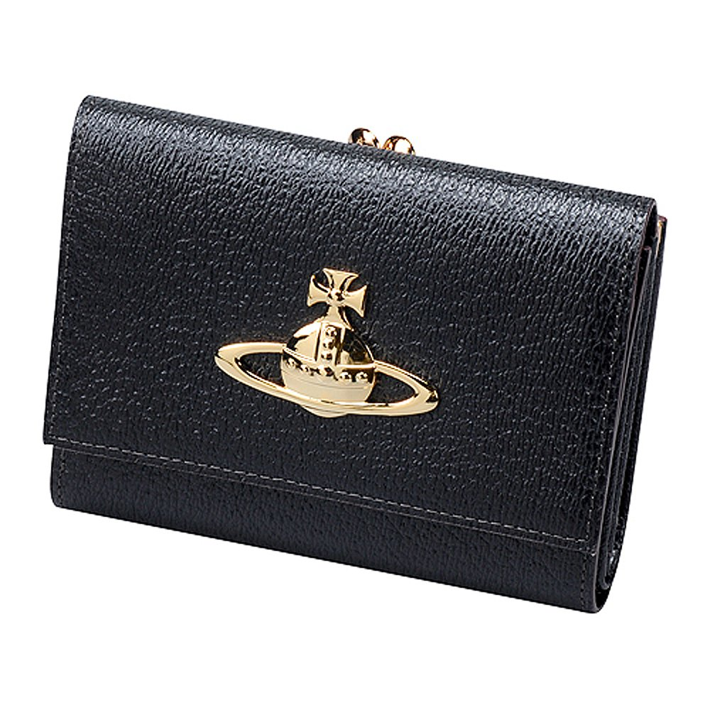 ヴィヴィアンウエストウッド (Vivienne Westwood) EXECUTIVE 口金 財布 がま口 【ラッピング可 純正化粧箱付き】 エグゼクティブ 札入 B0118R2TAC