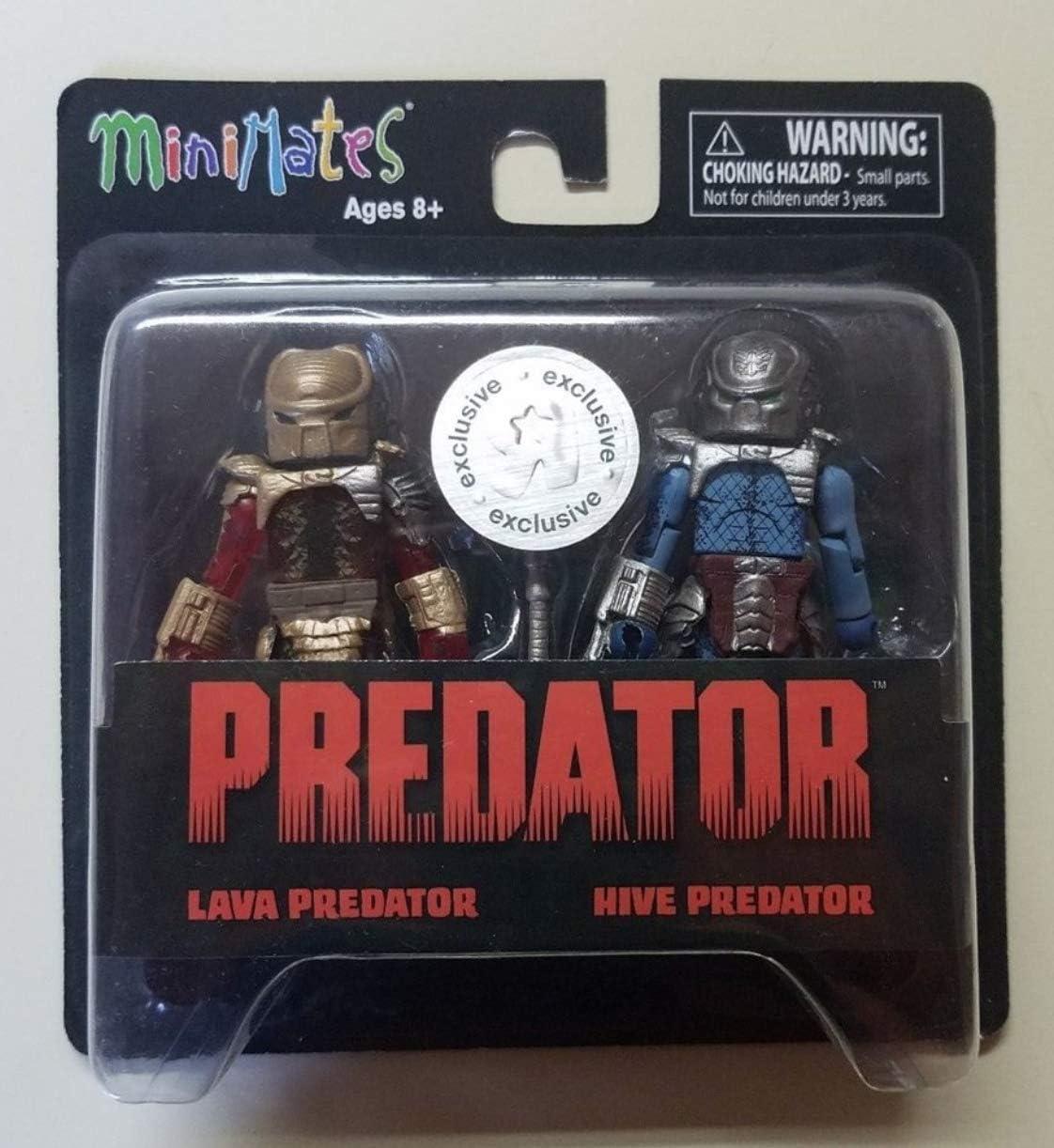 Minimados: TRU Exclusivo Lava Predator y Hive Predator: Amazon.es ...