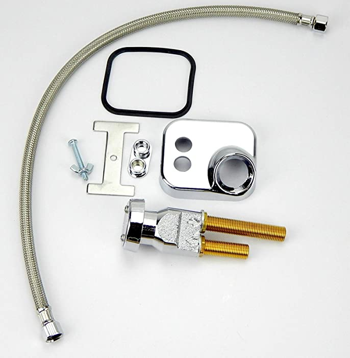 Shampoo Bowl Vacuum Breaker Kit for New or Replacement Shampoo Sink Salon Spa Quality TLC-1161