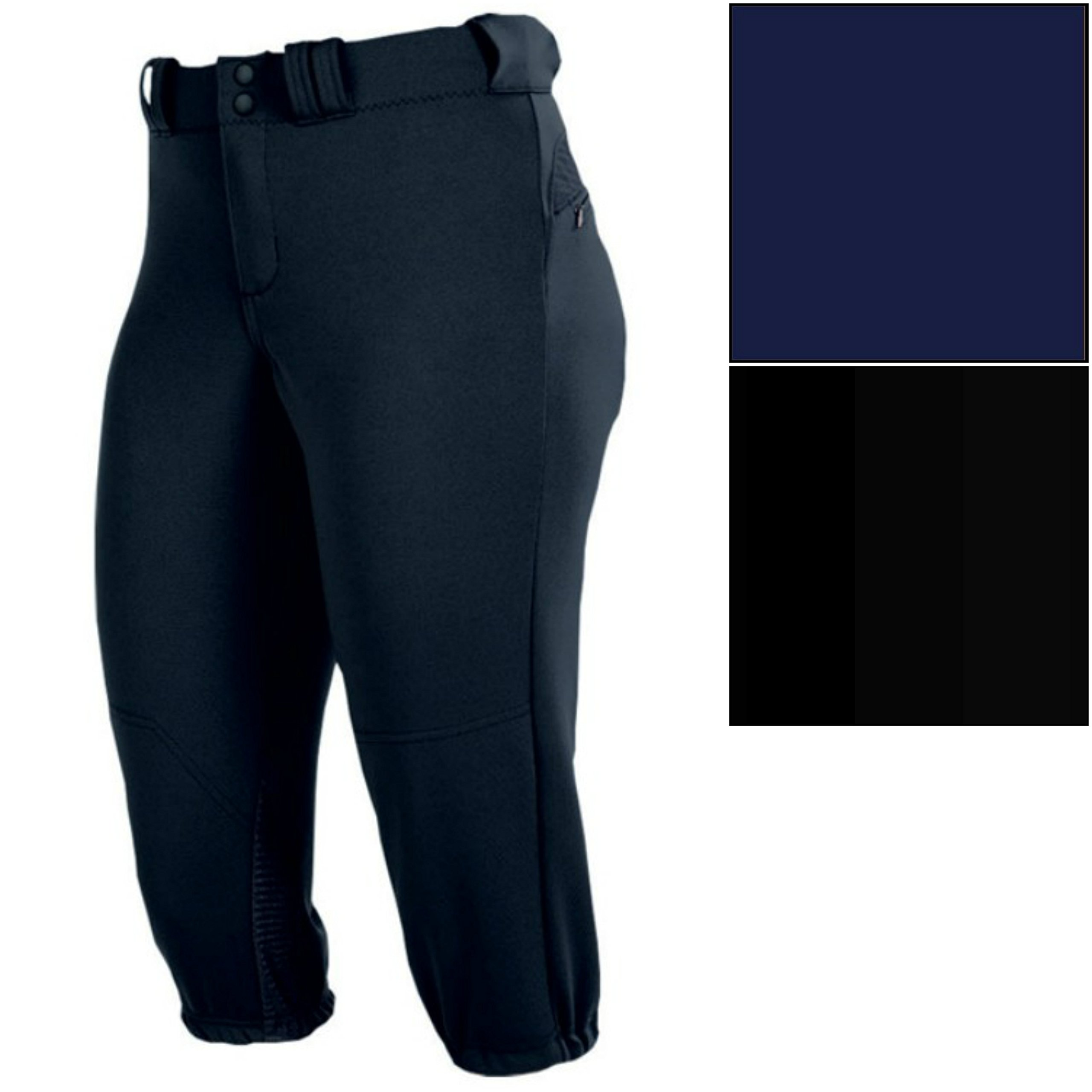 ec992f87e44 Russell Athletic Women s Low Rise Knicker Diamond Fit Series Softball Pant  product image