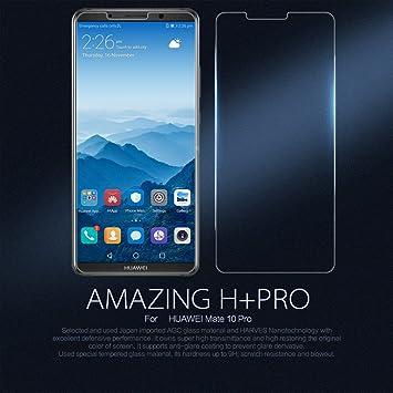 Nillkin Amazing H+ Pro - Protector de pantalla 9H 2.5D cristal ...