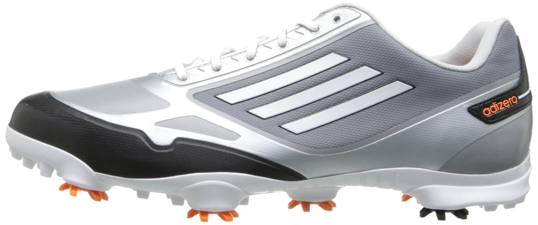 adidas Zapatillas de golf adizero one para hombre Tech Gray Metallic   Zest    White 12936566e7e1b