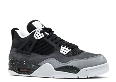 new style d8313 cb179 Nike AIR Jordan 4 Retro  Fear Pack  - 626969-030 - Size 13  Amazon.ca   Shoes   Handbags