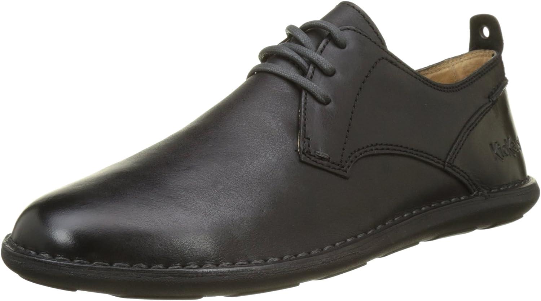 TALLA 40 EU. Kickers Swidira, Zapatos de Cordones Oxford para Hombre
