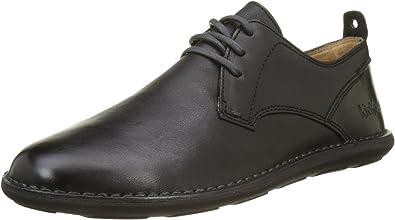 TALLA 40 EU. Kickers Swidira, Zapatos de Cordones Derby Hombre
