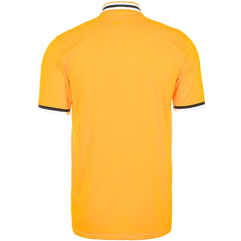 2940ec8ad Nike Men's Short-Sleeved Juventus Away Replica Jersey - Yellow - L:  Amazon.co.uk: Clothing