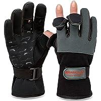 Neopren Angelhandschuhe 'Wizard' | Fishing Gloves | Angel Handschuhe