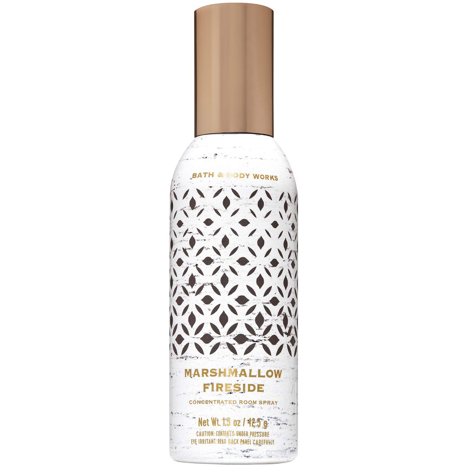 Bath and Body Works Marshmallow Fireside Concentrated Room Spray 1.5 Ounce (2019 Edition)