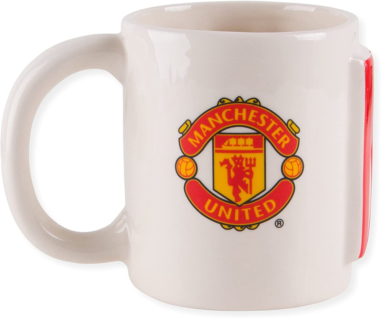 Manchester United FC Official Soccer Gift Ceramic Mug