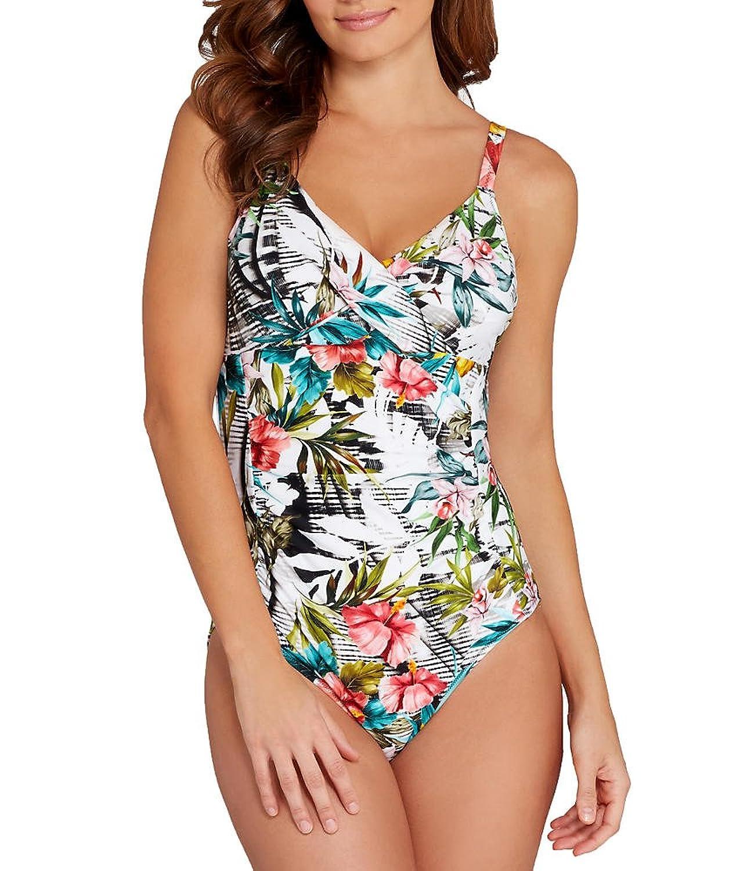 Fantasie Wakaya UW Wrap Front Swimsuit - Control Lining 6166 E-G